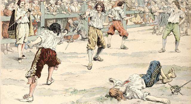 Journée d'études: Mousquetaires; Les héroïsmes passés relus par le XIXe siècle