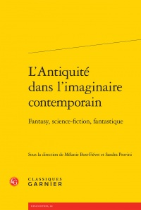 Couverture Antiquité / imaginaire