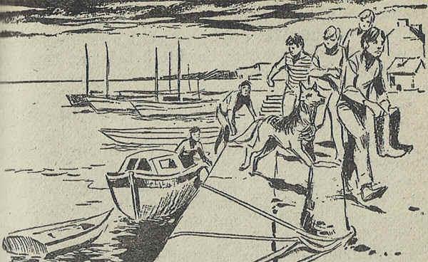Appel : «Les six compagnons» de Paul-Jacques Bonzon