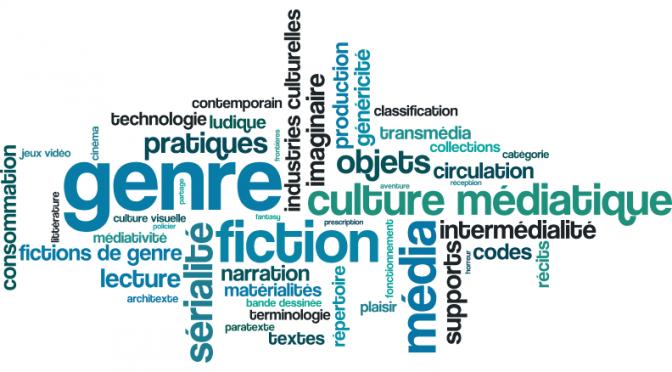 CFP: Genres littéraires et fictions médiatiques