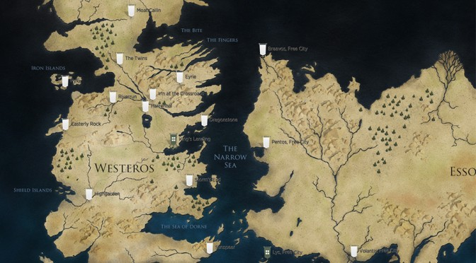 CFA: Game of Thrones and Philosophy