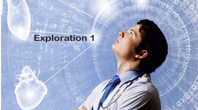 Informaticiens et médecins dans la fiction. Exploration 1