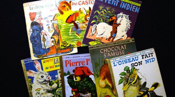 Parution : Cécile Boulaire, «Les Petits Livres d'or»