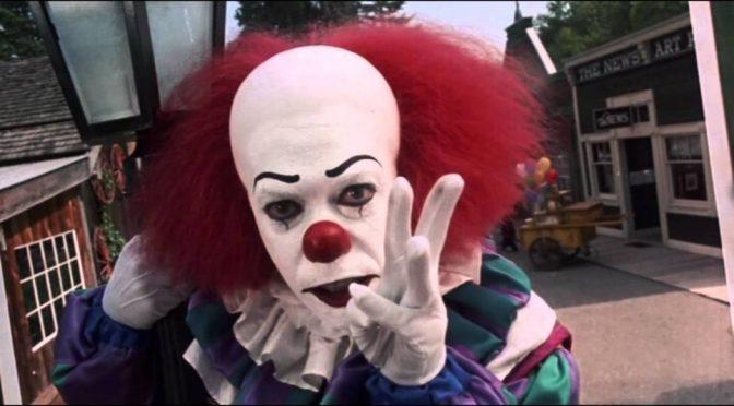 Appel : Ambivalence du clown