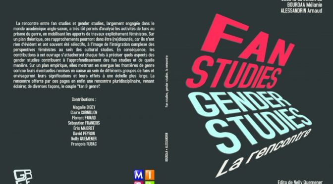 Parution : Fan/Gender Studies