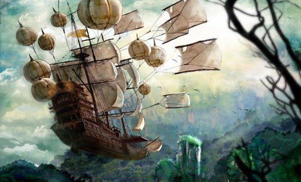 Parution : Voyages imaginaires