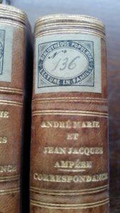 étiquette livres