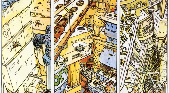 Appel : Architecture en BD