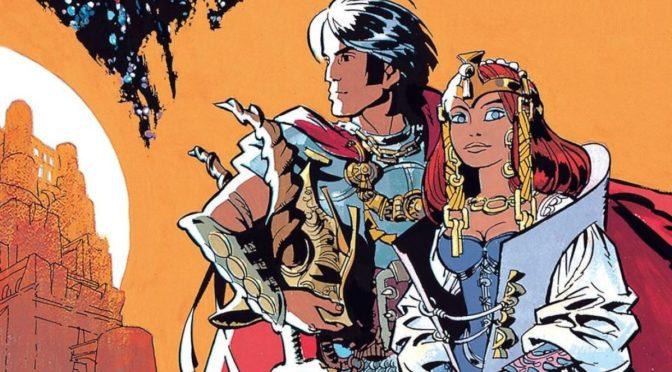 Appel : SF et bande dessinée