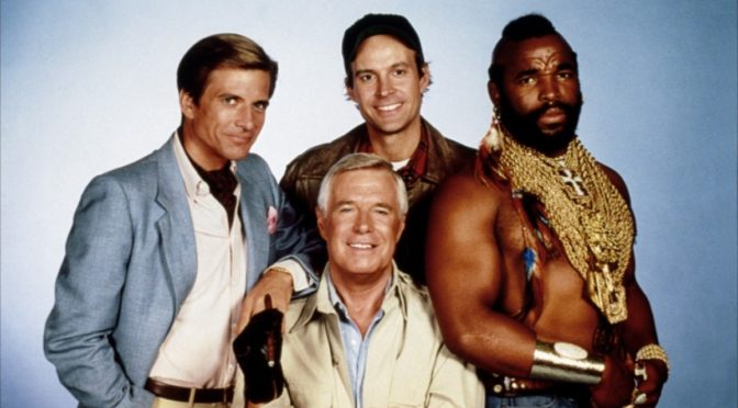 Appel : Séries des années 80