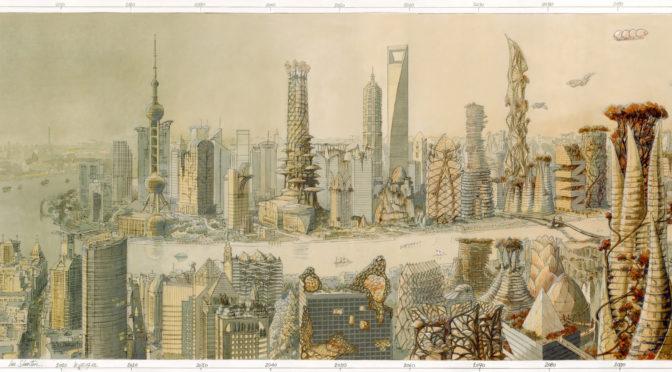Appel à thèse: la ville dans la climate fiction